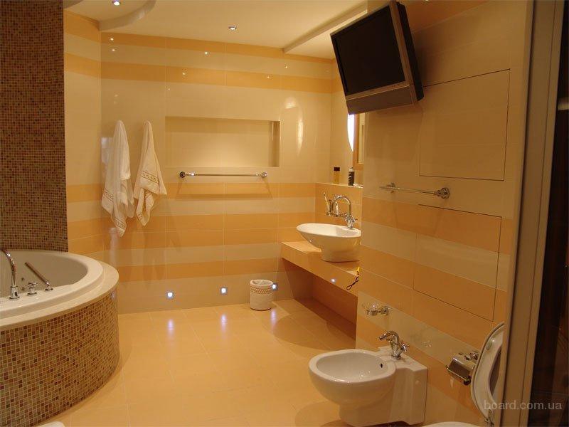 Квартиры ремонт ванная