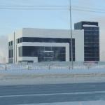 Отделка фасада и монтаж алюминиевых конструкций