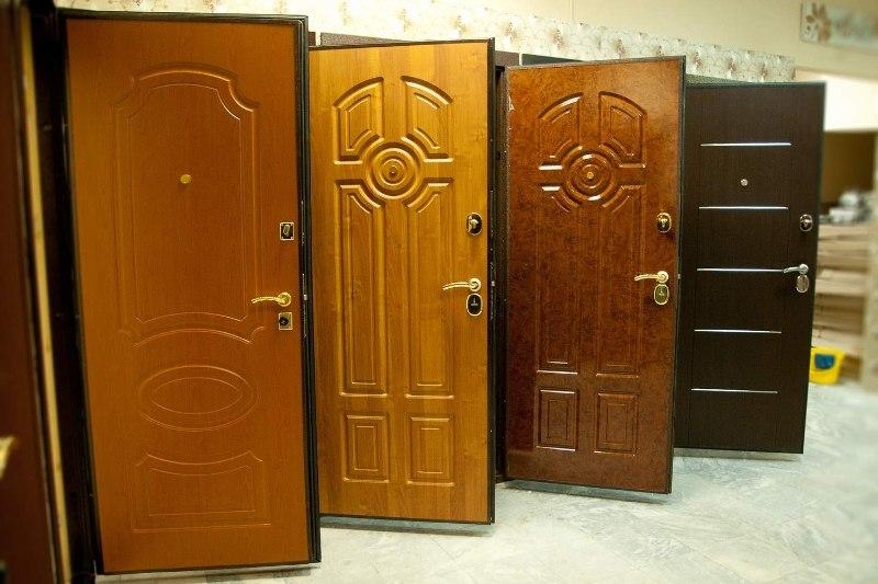 металлические и сейф двери